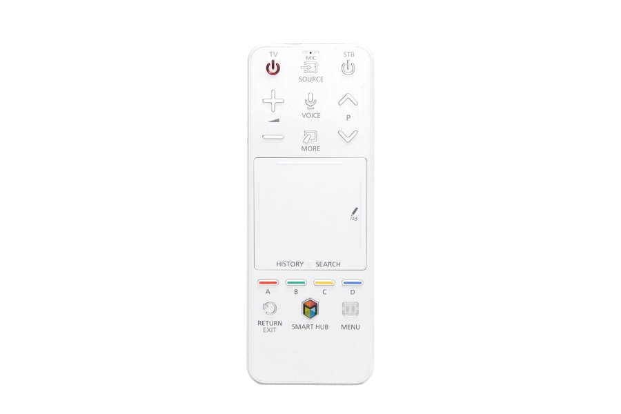 Знакомство С Пультом Smart Touch Control